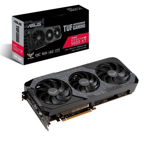Asus TUF Gaming X3 Radeon RX 5600 XT EVO OC 6GB GDDR6 AMD Navi