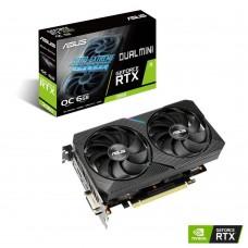 ASUS Dual GeForce RTX 2060 MINI OC 6GB GDDR6 VR Ready