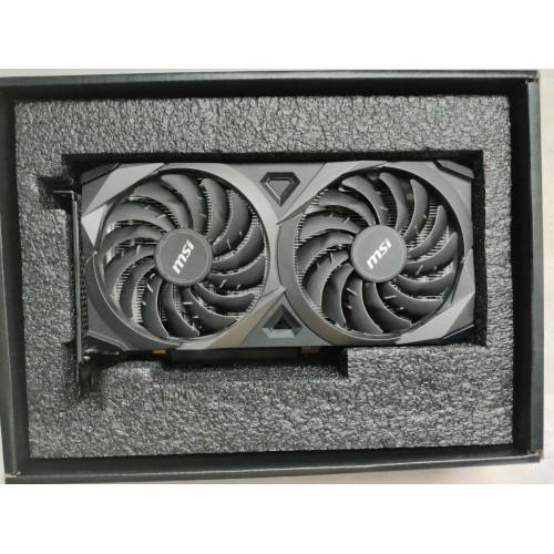USED MSI Nvidia Ventus RTX 3060 12GB - 6 PCS LOT