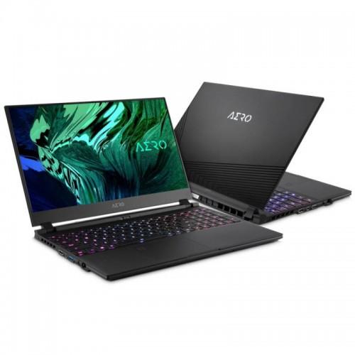 """Gigabyte AERO 15 OLED NVIDIA RTX 3070, 32GB, 15.6"""" UHD 4K, i7-10870H"""