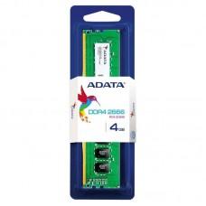 Adata Premier 4GB DDR4 2666MHz UDIMM Memory Module