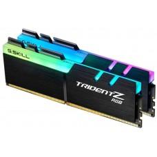 G.Skill Trident Z RGB LED 32GB (2x16GB) 3600MHz RAM DDR4 C17 Dual Channel Memory Kit
