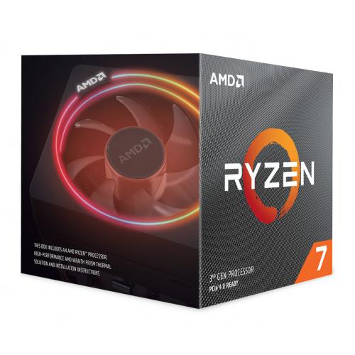 AMD Ryzen 7 3800X CPU Eight Core 4.5GHz Socket AM4