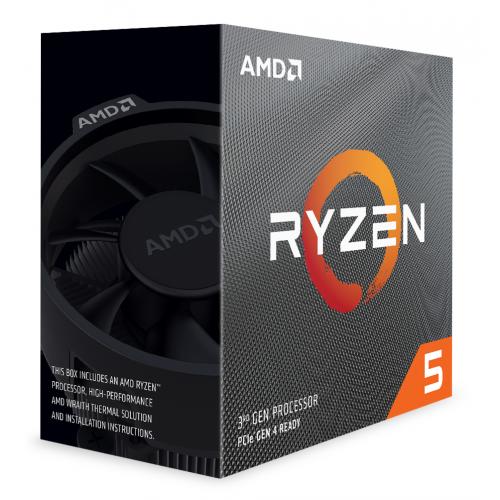AMD Ryzen 5 3600 CPU Six Core 4.2GHz Socket AM4