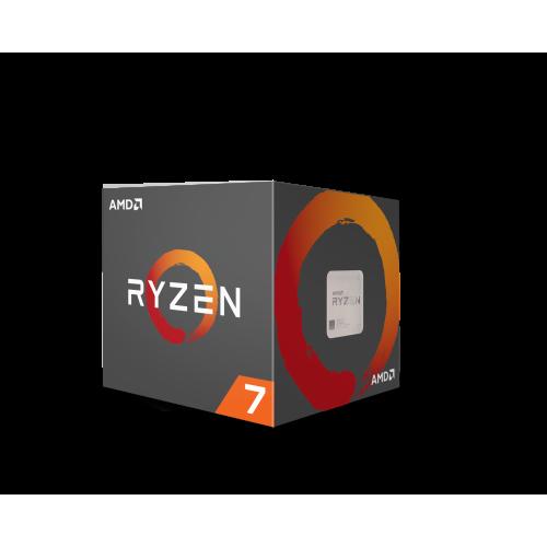 AMD Ryzen 7 1700 CPU Eight Core 3.7GHz Socket AM4 With Wraith Cooler