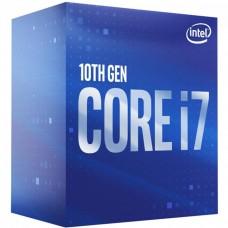 Intel Core i7-10700 4.8GHz Turbo Eight Core Comet Lake CPU Processor - LGA 1200