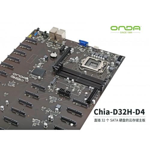 CHIA (XCH) Mining – Ploting / Farming Rig 2TB/512TB
