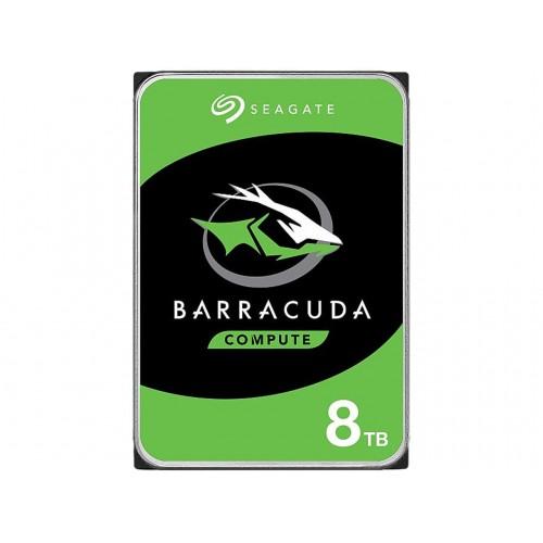 "Seagate BarraCuda 8TB 5400 RPM 256MB Cache SATA 6.0Gb/s 3.5"" Internal"