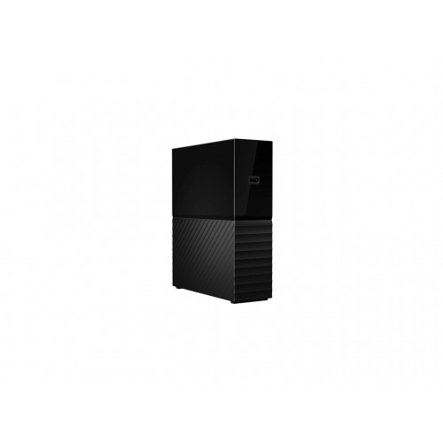 WD My Book 16TB Desktop External Hard Drive for Windows/Mac/Laptop, USB 3.0 Black